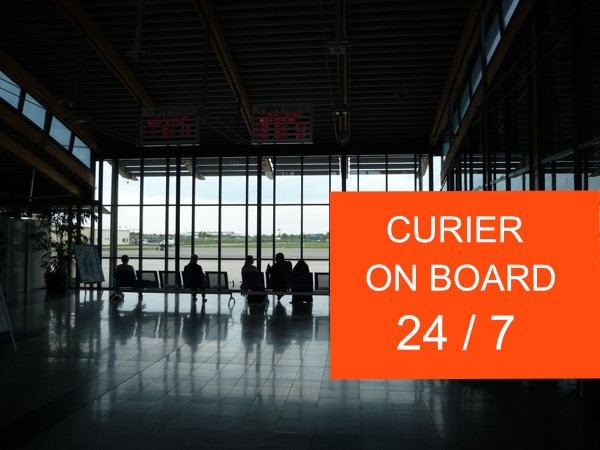 Curier on Board